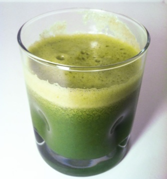 Green Grouch Juice