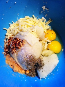 Cauli crust ingredients